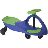 PlaSmart PlasmaCar Plasma Car Blue Green Ride-On Vehicle