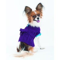 Ethical Pet Fashion Pet Lookin Good Sorority Girl Sweater Dress for Dogs, XX-Small