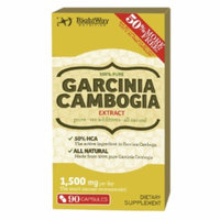 Right Way Nutrition Rightway Nutrition - Garcinia Cambogia Extract 100 Pure - 90 Capsules