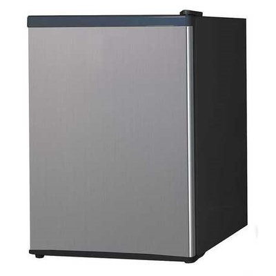 Dayton Compact Refrigerator (SS Door, 2.4 Cu. ft). Model: 33NR74
