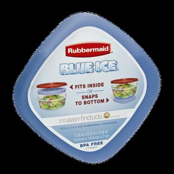 Rubbermaid Blue Ice