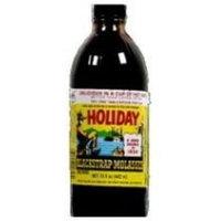 Holiday Foods Blackstrap Molasses, 15 Ounce -- 12 per case.