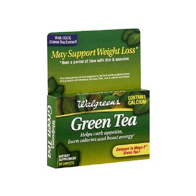 Walgreens Green Tea Caplets