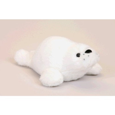 Toasty Aroma White Seal-Aromatherapy Stuffed Animal-Hot And Cold Therapy
