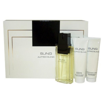 Women's Sung by Alfred Sung - 3 Piece Gift Set