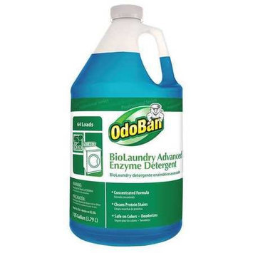 OdoBan Laundry Supplies 1 gal. Bio-Laundry Advanced Enzyme Detergent (Case of 4) 968262-G