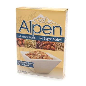 Alpen All Natural Muesli