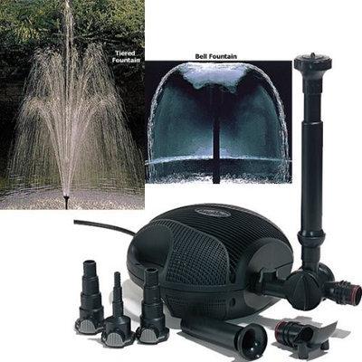 Hagen Laguna PowerJet 2400 Electronic Fountain Pump Kit