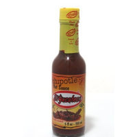 El Yucateco Chipotle Hot Sauce, 5 FL OZ.