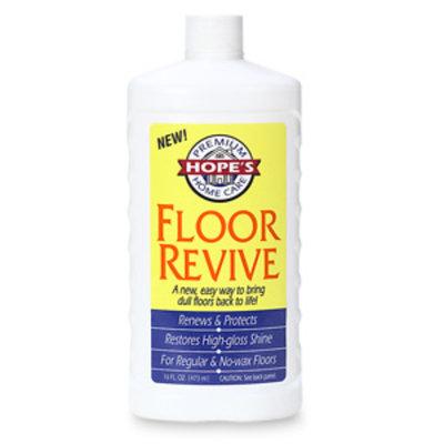 Hope's Premium Home Care Floor Revive