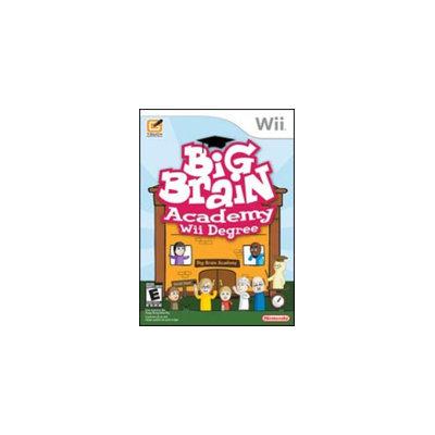 Nintendo Big Brain Academy: Wii Degree