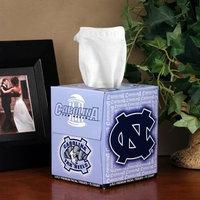 Football Fanatics NCAA North Carolina Tar Heels (UNC) Box of Sports Tissues