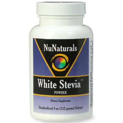 NuNaturals White Stevia Powder