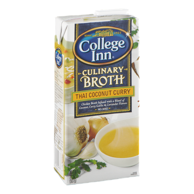 College Inn Culinary Broth Thai Coconut Curry