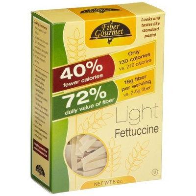 FiberGourmet Light Fettuccine, 8-Ounce Boxes (Pack of 6)