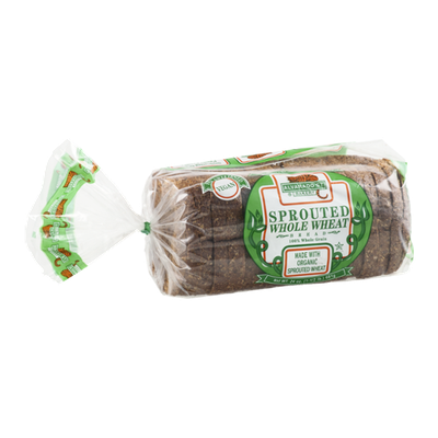 Alvarado St. Bakery Sprouted Whole Wheat Bread