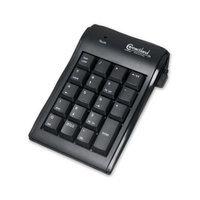 Connectland USB Numeric Keypad 19 Keys Hot Swap Asynchronous Number Lock