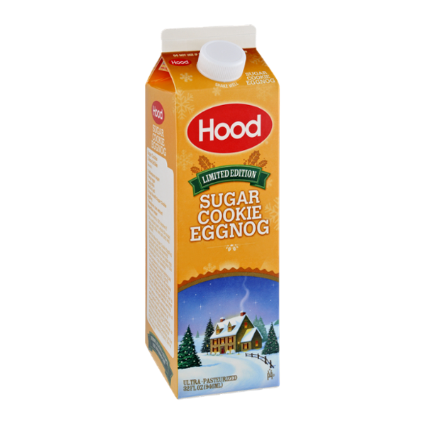 Hood Limited Edition Sugar Cookie Eggnog