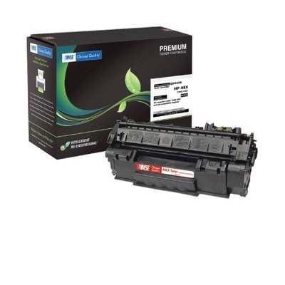 MSE Remanufactured MICR Black Toner Cartridge for HP 49X (Q5949X)