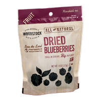 Woodstock All Natural Dried Blueberries