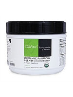 Davinci Labs - Organic Rainbow Blend with Probiotics - 275.4 g Powder