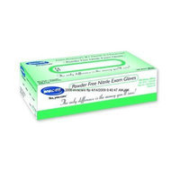 Invacare Nitrile Exam Gloves - Medium - Box of 100