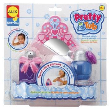 Alex Toys Alex Rub-a-Dub Pretty-in-the-Tub