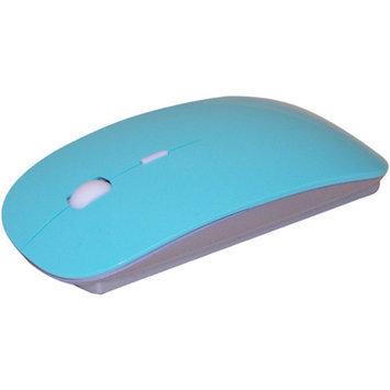 ROCKSOUL Bluetooth Laser Mouse for Mac or PC, Aqua