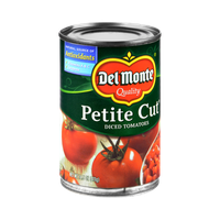 Del Monte Quality Petite Cut Diced Tomatoes