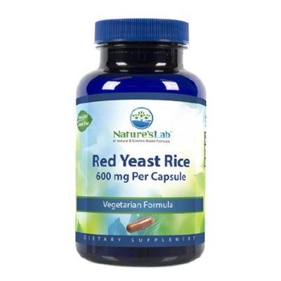 Nature's Lab Red Yeast Rice
