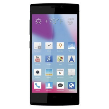 Blu Vivo IV D970L 16GB Unlocked Cell Phone for GSM Compatible - Black