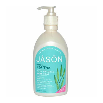 Jason Natural Products/Hain Celestial Group, Inc Jason Pure Natural Purifying Tea Tree Hand Soap 16 fl oz