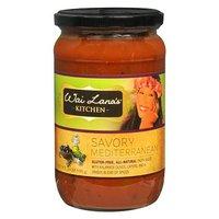 Wai Lana Savory Mediterranean Pasta Sauce