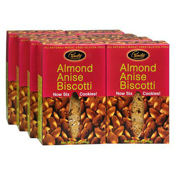 Pamela's Products Biscotti Cookies 8 Pack
