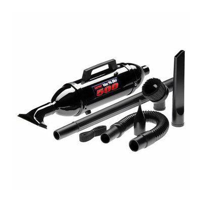 Metropolitan Vacuum Cleaner Metro Vac N Blo 500 Turbo Handheld Vac - Black