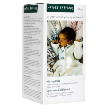 Nature Babycare Eco Nursing Pads - 30 Pad 12-Pack (360 Count)