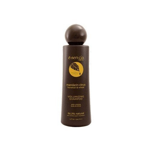 Samy Esencia Volumizing Shampoo with Mandarin, Citrus, Horsetail & Wheat, 12 Oz.