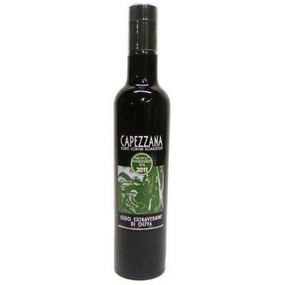 Tenuta Di Capezzana Capezzana Olio Nuovo 2013 Harvest First Pressing Extra Virgin Olive Oil 500 Ml