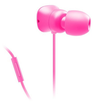 Belkin MixIt PureAV002 In-Ear Headphones - Pink