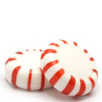 Everson Distributing Peppermint Starlight Mints, Non-Twist Wrapped, 5-Lb Bag