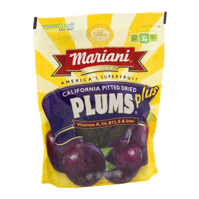 Mariani California Pitted Dried Plums Plus