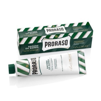 Proraso Classic Shaving Cream With Eucalyptus Oil Tubes - 2 Pack