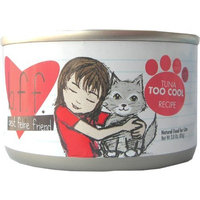 Best Feline Friend Cat Food, Tuna Too Cool Recipe, 5.5-Ounce Cans (Pack of 16)