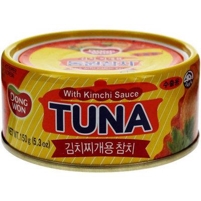 Dong Won Tuna with Kimchi Sauce