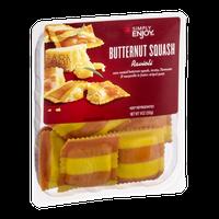 Simply Enjoy Butternut Squash Ravioli