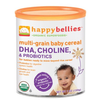 Happy Bellies Multigrain Cereal with DHA