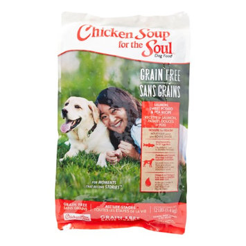 Chicken Soup Grain Free Salmon and Sweet Potato Dry Dog Food