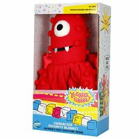 Yo Gabba Gabba Plush Muno Lovie Security Blanket