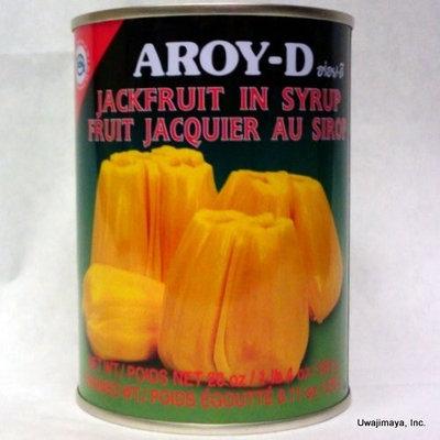 Aroy-D - Jackfruit in Syrup (Net Wt. 20 Oz.)