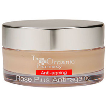 The Organic Pharmacy Rose Plus Anti-Aging Face Cream, 50 ml